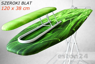 Zielona deska motyw Trawy