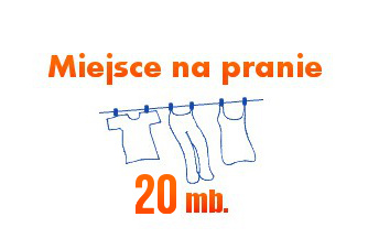 Suszarka 20 mb