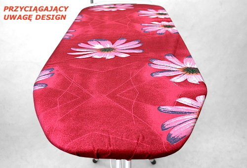 Motyw kwiatowy gerbera czerwona